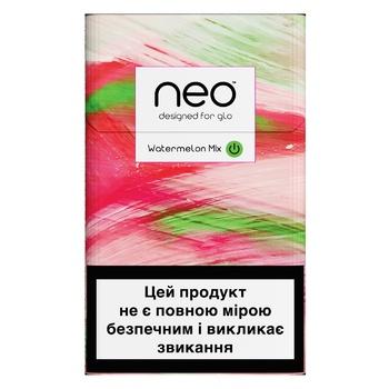 Тютюновмісний виріб NEO Demi Watermelon Mix для нагрівання 20 стіків - купити, ціни на CітіМаркет - фото 1