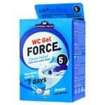 General Fresh Ocean Gel-disks for Cleaning of Toilet Bowl 36ml