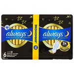Always Ultra Hygienic Night Extra Protection Plus Pads 10pcs