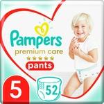 Підгузки-трусики Pampers Premium Care Pants розмір 5 Junior 12-17кг 52шт