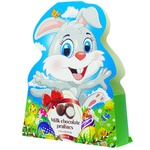 Набір Easter Bunny молочний шоколад з начинкою 100г