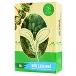 Мікрозелень Zelen Мікс салатний 50г