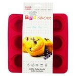 Mys Silicone Form for Baking of Muffins Silicone 24*24cm