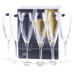 Bohemia Crystalex Bravo Glass Set 220ml 6pcs