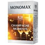 Чай черный и зеленый Мономах брызги шампанского 80г