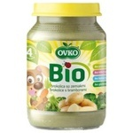Ovko for Children from 4 months Broccoli Puree 190g