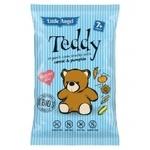 Снеки Little Angel Teddy кукурузные органические 30г