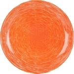 Тарілка десертна Luminarc Brush Mania Orange 21см