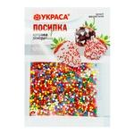 Посыпка Украса сахарная декоративная 15г