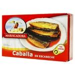 Скумбрия Mariscadora в испанском соусе ж/б 125мл