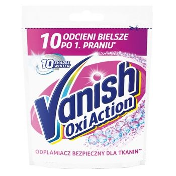 Vanish Gold Oxi Action Crystal White Powdered Fabric Stain Remover & Bleach 30g - buy, prices for CityMarket - photo 1