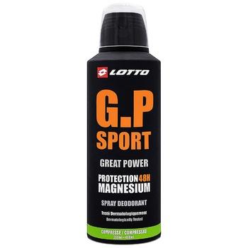 Дезодорант Lotto G.P Sport Great Power 200мл