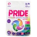 Порошок пральний Pride Весняні квіти автомат для кольорових речей 1,2кг