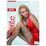 Колготки Конте Rette Micro nero р.4