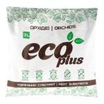 Субстрат Eco Plus Орхидея торфяной 3л