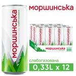 Morshynska Natural Mineral Water 0,33l