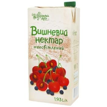 Нектар Українська Зірка вишневый 1.93л