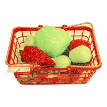 Набор игрушек Орион Корзина Малый урожай