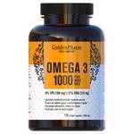 Жирные кислоты Golden Pharm Омега-3 1000мг 120шт