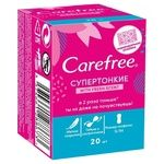 Carefree With Fresh Scent Women's Daily Pads 20pcs