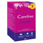 Carefree Plus Large Women's Daily Pads 36pcs