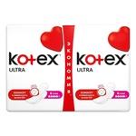 Прокладки Kotex Ultra Dry&Soft Super ультратонкие с крылышками 5 капелек 16шт