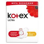 Kotex Ultra Dry Normal Pads coated with mesh 40pcs