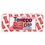 Komo Tenero Semi-Hard Cheese 50%