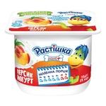 Йогурт Растишка Персик 2% 115г