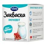Закваска бактериальная Vivo Иммуновит 4шт*0,5г