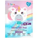 7th Heaven Face food Unicorn Mask for Face