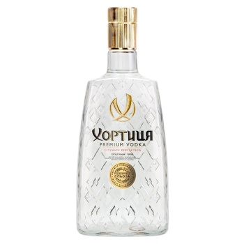 Khortytsya Premium Vodkа 40% 0,7l