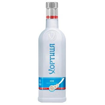 Khortytsya Ice special vodka 40% 0,5l - buy, prices for CityMarket - photo 1