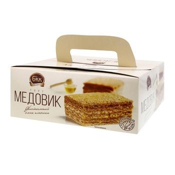 Торт БКК Медовик 700г
