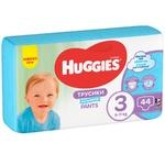 Huggies Panties-Diapers For Boys 3 6-11kg 44pcs