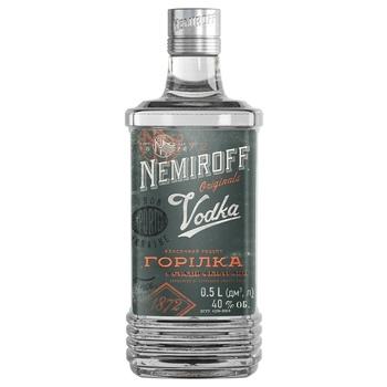 Nemiroff Original Vodka 40% 0,5l
