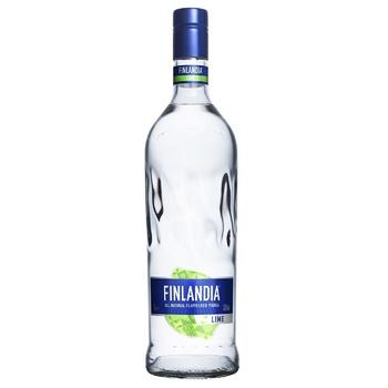 Горілка Finlandia Лайм 37.5% 1л