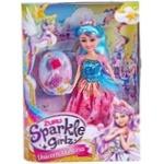 Кукла Zuru Sparkle Girlz Принцесса-единорог с аксессуарами 31см в ассортименте