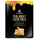 Маска для лица Pax Moly Real Honey тканевая с экстрактом меда 25мл