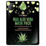 Pax Moly Real Aloe Vera Face Mask with Aloe Extract 25ml