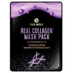 Pax Moly Real Collagen Fabric Face Mask 25ml