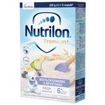 Каша детская Nutricia Nutrilon молочная мультизлаковая с фруктами с 6 месяцев 225г