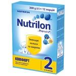 Смесь молочная Nutricia Nutrilon Комфорт 1 сухая с 6 до 12 месяцев 300г