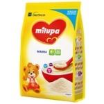 Milupa for children from 6 months semolina porridge 170g