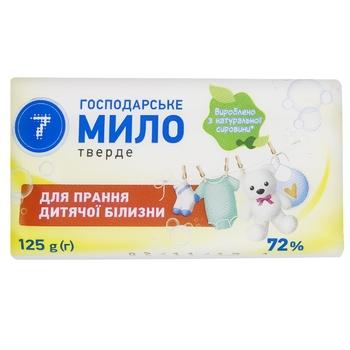Semerka Laundry Soap for Baby Underwear 72% 125g
