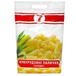 Палички кукурудзяні Семерка солодкі 170г