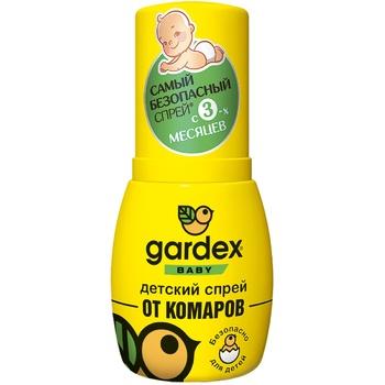Спрей от комаров Gardex Baby детский 50мл - купить, цены на Novus - фото 1