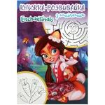 Книга-розвивайка Mattel Enchantimals з наліпками