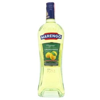Marengo Limonoverde Original White Dessert Flavored Wine 16% 1l