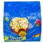 Палочки кукурузные Українська Зірка Молочные 175г